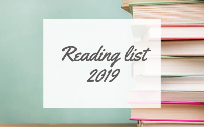 The Complete Reading List for 2019
